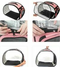 Portable Travel Dog Cat Backpack  Fold  Pet Carrier Bag Astronaut Capsule Space
