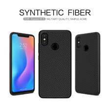 Nillkin Synthetic Carbon Fiber Matte Thin Simple Back Case Cover For XIAOMI Mi 8