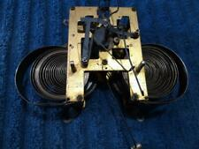 Nht Crown Fan Movement Mantle Shelf Clock Parts or Repair Made in Japan M9