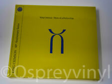 King Crimson Three of a Perfect Pair 40th Anniversary CD/DVD Sealed Perfect Audi