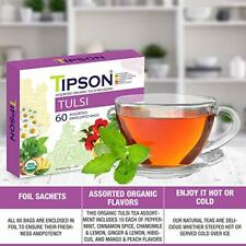 TIPSON organic Tulsi Tea Ceylon Sri Lankan taste Free Shipping Natural herbal