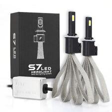 2x S7 880/881/H27 LED Headlight Conversion Kit 110W 11000LM Light Bulb 6000K