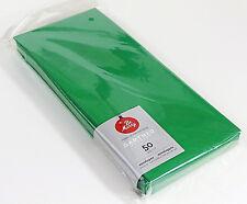 """Green #10 Envelopes, Gartner Studios Pack of 50 Envelopes 4.125"""" x 9.5"""" New"""
