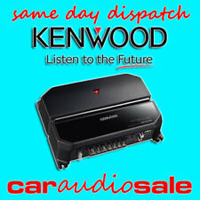 KENWOOD KAC-PS702EX con 2 canali potenza Altoparlante Subwoofer Amplificatore 500 W