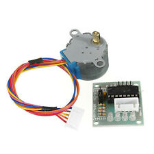5V Stepper Motor 28BYJ-48 With Drive Test Board ULN2003 5 Line 4 Phase ASS