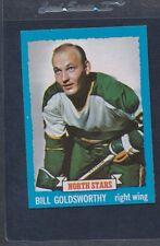 1973/74 Topps #062 Bill Goldsworthy North Stars NM *196