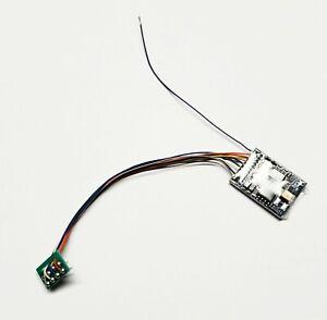 ESU 54611 LokPilot V4.0 DCC/MM Decoder * 8 Pin NEM