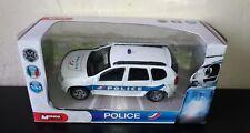 Modellino Dacia Duster Polizia, Mondo Motors scala 1:43