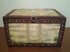 Rustic Antique Boxes & Chests