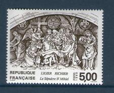 TIMBRE N° 2553 NEUF XX LUXE - SEPULCRE SAINT-MIHIEL DE LIGIER-RICHIER
