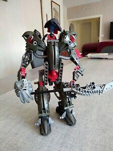 LEGO BIONICLE 8593  MAKUTA COMPLET SANS BOITE