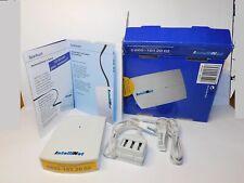 IntelliNet analog / ISDN Modem Router DE-D-VP/A-V-1199 für Liebhaber Sammler