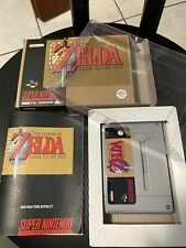 The Legend of Zelda: A Link To The Past (SNES) Custom Game - GRADE AAA+++