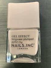 Brand New Nails Inc Gel Effect Polish Porchester Square New Packaging Ex QVC