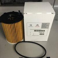 Genuine Peugeot/Citroen 1.4/1.6 HDI Oil Filter 1109AY & Washer 031340 DV6 Engine