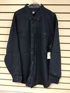 Mens Simply Styled XXL Button Down Shirt