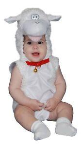 Baby Plush Lamb Costume Set Fancy Dress