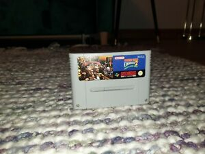 Donkey Kong Country 2 Diddy's Kong Quest Super Nintendo SNES Cartridge PAL