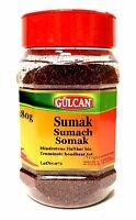 3 x 180g Sumak Sumach Somak Gewürze - Sumak