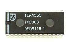 1x IC philips tda4555 (TDA 4555,tv MULTI-STANDARD DECODER PAL, SECAM, NTSC) l224