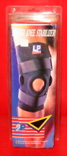 LP Hinged Knee Stabilizer support & stability for medial & lateral ligaments Lrg