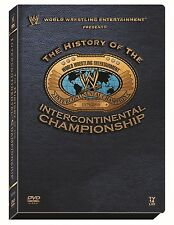 WWE History of the Intercontinental Championship (DVD, 3-Disc Set)