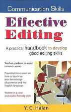 Effective Editing: A Practical Handbook to Develop Good Editing Skills - Good Bo