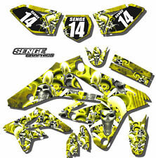 2007 SUZUKI RMZ450 RMZ 450 GRAPHICS KIT DECALS 07