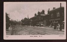 Cheshire STOCKPORT Hazel Grove 1918 RP PPC Grenville Series