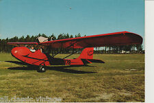 Postcard 69 - Plane/Aviation Curtiss Wright Pusher type 1931 U.S.A.