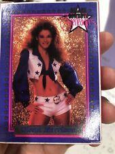 1992 Dallas Cowboys Cheerleaders collector card factory boxed set 41 cards