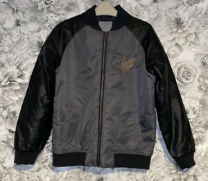 Boys Age 9 (8-9 Years) Next Coat - Bomber Jacket - Immaculate Condition