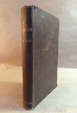 1856 Antique Poetry Charles Kingsley Saints Tragedy Ballads Poems Social Reform