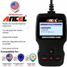 OBD2 Code Reader AD310 EOBD Car Diagnostic Scan tool Engine Light check Scanner