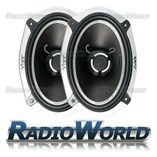 "Vibe Slick 69.2 6x9"" 2-Way Car Audio Stereo Coaxial Speakers Door Dash 840W"