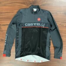Castelli Team LS Jersey Men's 2XL New