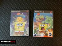Sponge Bob's Atlantis Squarepantis & Revenge of the Flying Dutchman PS2