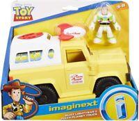 Imaginext - Disney Pixar Toy Story - Buzz Lightyear & Pizza Planet Truck