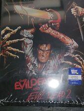 Evil Dead 4K Steelbook Best Buy Exclusive Sealed