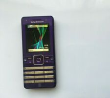 SONY ERICSSON CYBER-SHOT K770i 3G CAMERA PHONE *PURPLE*UNLOCKED*
