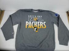Mitchell & Ness Green Bay Packers NFL Football Vintage Sweatshirt Crewneck 4XL
