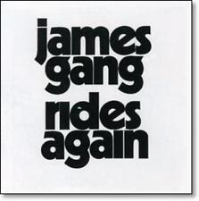 JAMES GANG - RIDES AGAIN - REMASTERED EDITION   CD