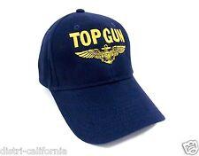 Casquette Militaire Aéronavale Americaine TOP GUN US Navy pilot school. NEW