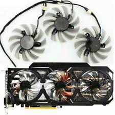 HQ Fan For Gigabyte GTX 670 680 760 Ti G1 GTX 770  75MM T128010SU GPU Cooling WF