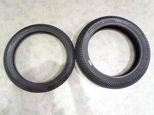 Motorrad Reifen Set Racing Tire Superbike Pirelli Diablo Wet 140/70R17 100/70R17