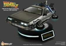1/20 DELOREAN MAGNETIC LEVITATING REGRESO AL FUTURO PARTE II Kids Logic 1:20