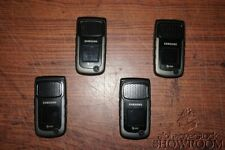 Used & Untested Samsung SCH-A847 Grey Flip Phone For Parts & Repairs Only