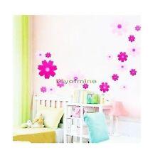1pc 32 * 60cm Sakura Habitación Flor vinilo Arte Decoración etiqueta de la pared