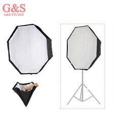 "Umbrella Softbox For SpeedLight Flash 95cm 37"" Octagon Softbox Off-camera"