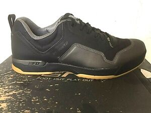 Specialized 2FO ClipLite Lace Mtb Shoes Black/Gum 61117-9248 EU48 NEW RRP£100